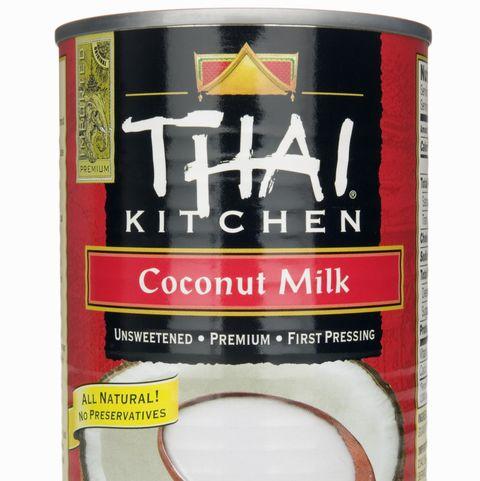 heavy cream substitute coconut milk can