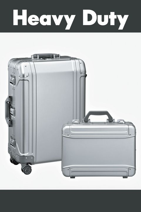 Suitcase, Baggage, Hand luggage, Product, Luggage and bags, Aluminium, Bag, Briefcase, Rolling, Travel,