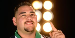 Andy Ruiz Jr Press Conference