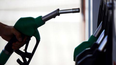 tanken bij onbemand tankstation