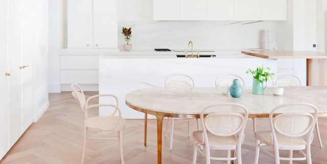 15 Gorgeous Pink Marble Ideas Chic Pink Marble Kitchens Bathrooms And Counters