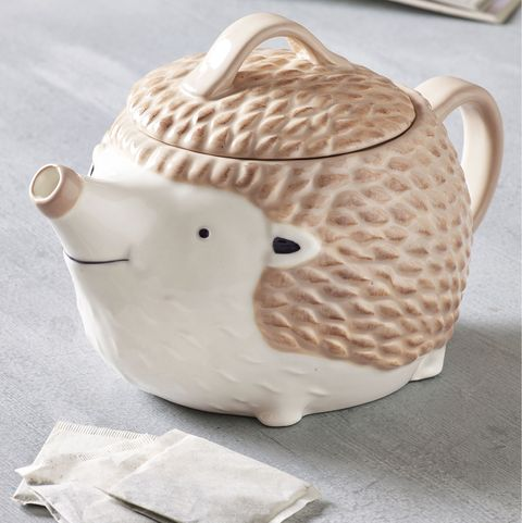 Next Home Hedgehog tea pot
