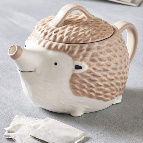Next Home Hedgehog tea pot