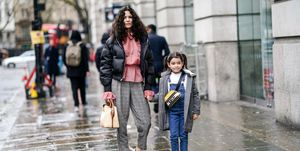 Street Style - LFW February 2019