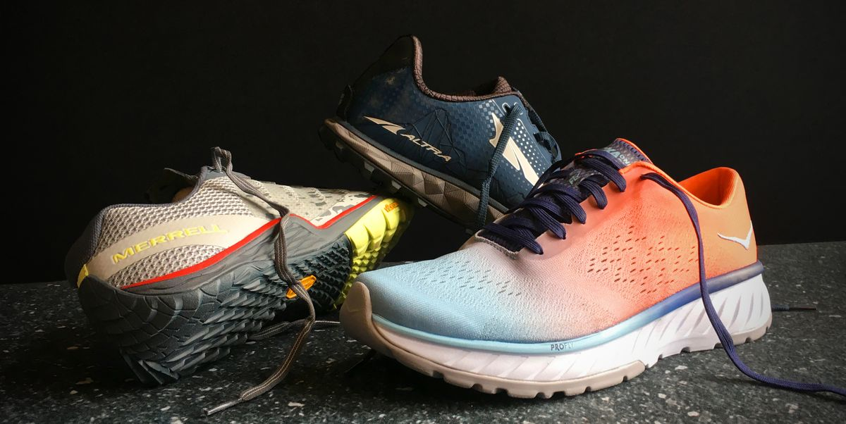 Does A Shoes Heel To Toe Drop Matter Do Minimalist Running Shoes