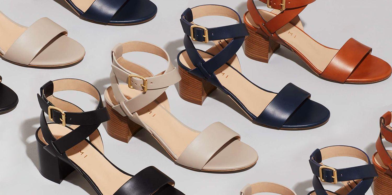 11 Best Heeled Sandals for Summer 2018