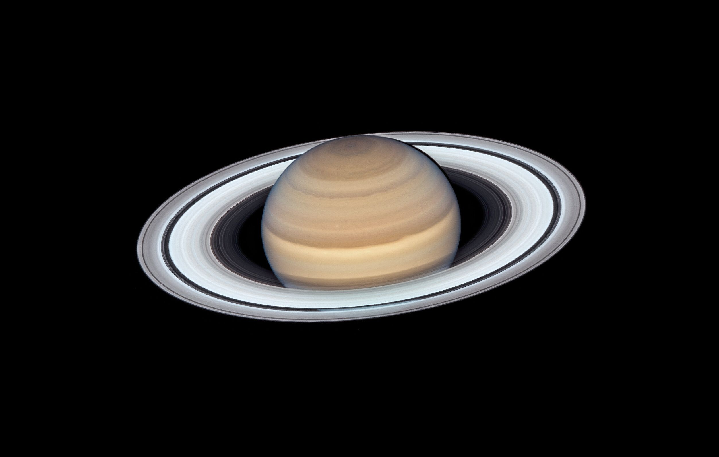 Saturn Is Still Stunning