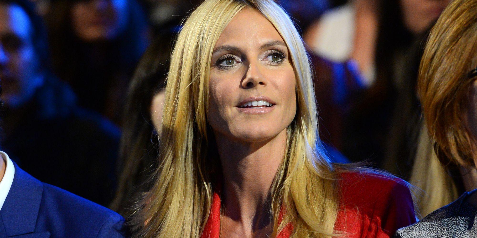 Did Heidi Klum Leave Project Runway? - Why Is Heidi Klum Not