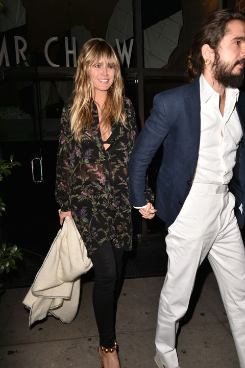 Heidi Klum Secretly Married Tom Kaulitz 4 Months Ago