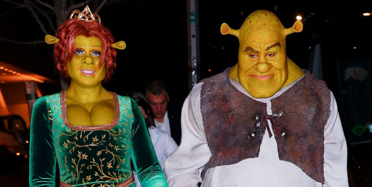 Who Dressws Up As Fiona For Halloween 2020 101 Best Celebrity Couples Costume Ideas For Halloween 2020
