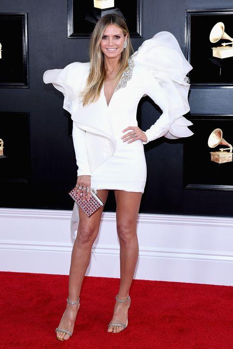 61st Annual GRAMMY Awards - Heidi Klum