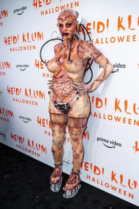 """Résultat de recherche d'images pour """"heidi klum halloween"""""""