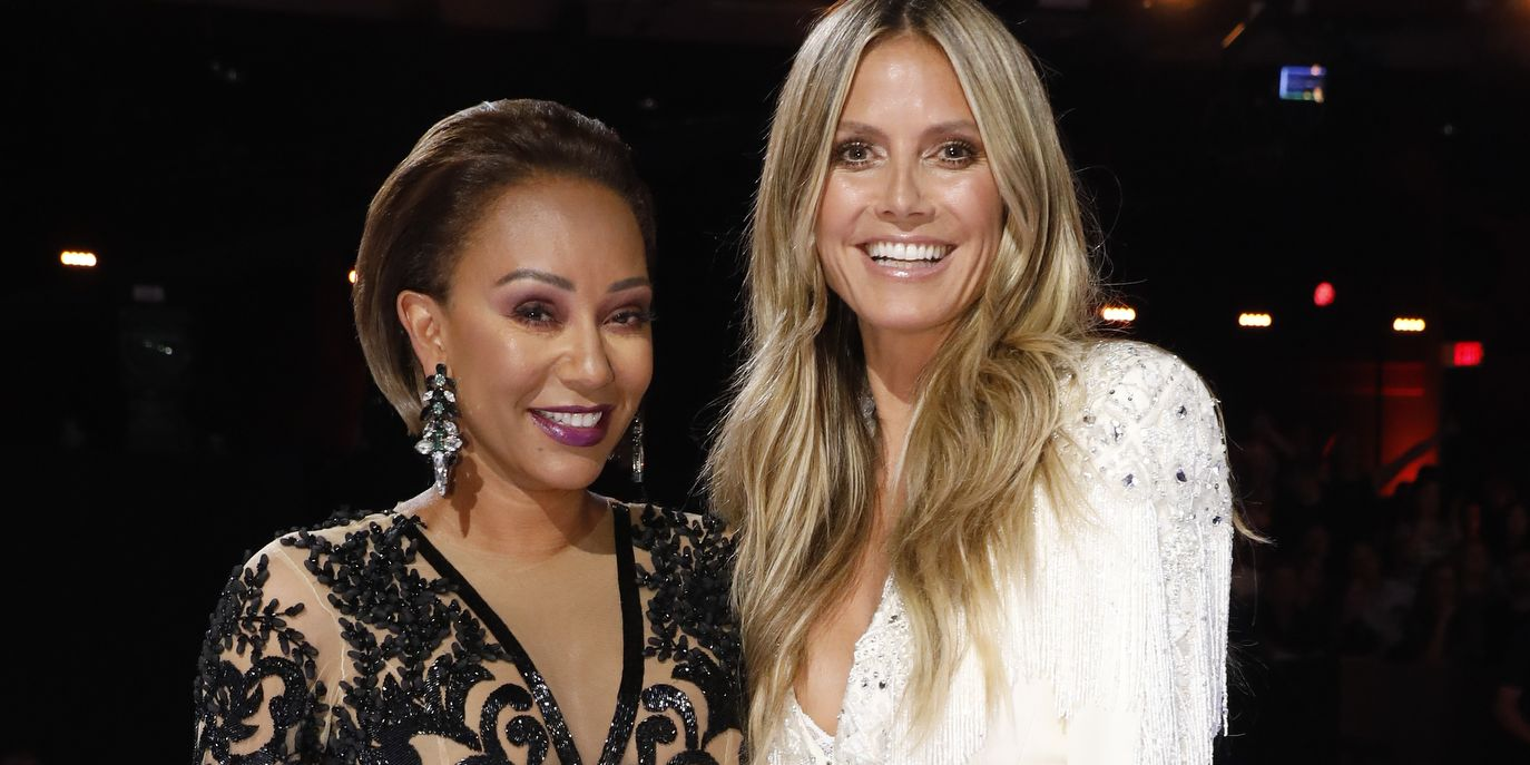 Why Heidi Klum and Mel B Are Really Leaving 'America's Got Talent'