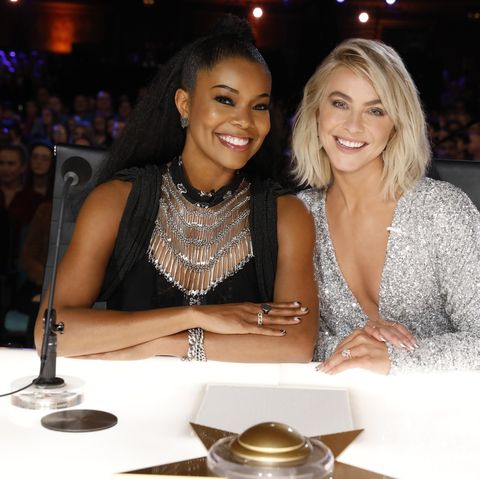 Why Did Julianne Hough And Gabrielle Union Leave Agt 2020