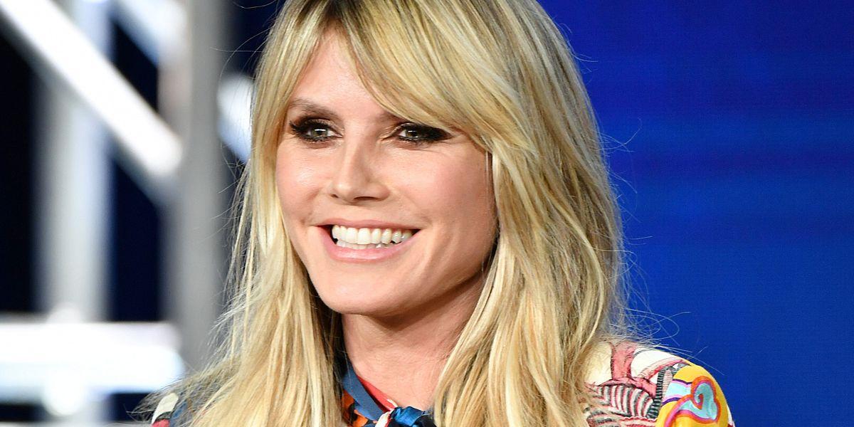 AGT Star Heidi Klum Loves This $7 Mascara for Full, Dramatic Lashes