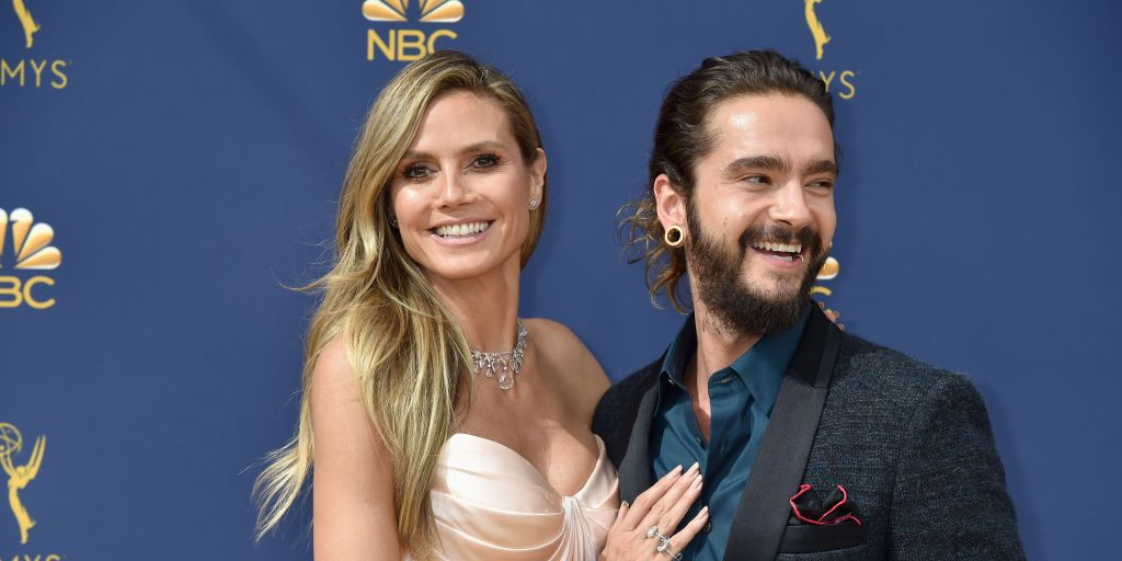 Heidi Klum and Tom Kaulitz are engaged