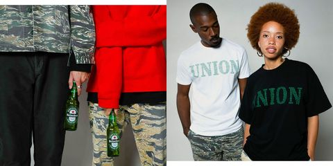 Union's #Heineken100 Collection Is Hands Down the Best One Yet