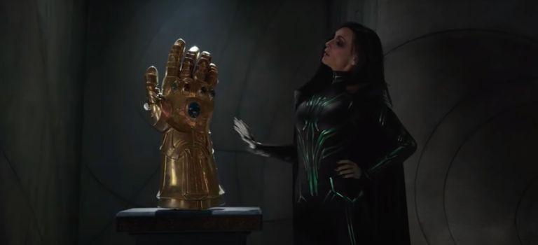 Теория Marvel предполагает, что Камни Бесконечности были собраны * до того, как это сделал Танос