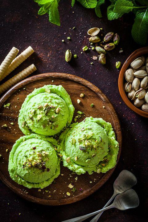 Παγωτό φιστίκι
