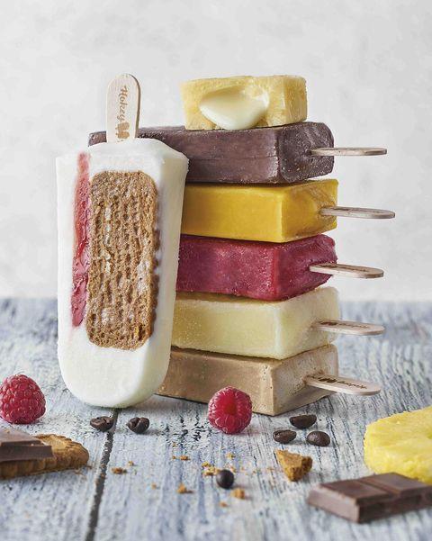 hokey pops helados gourmet
