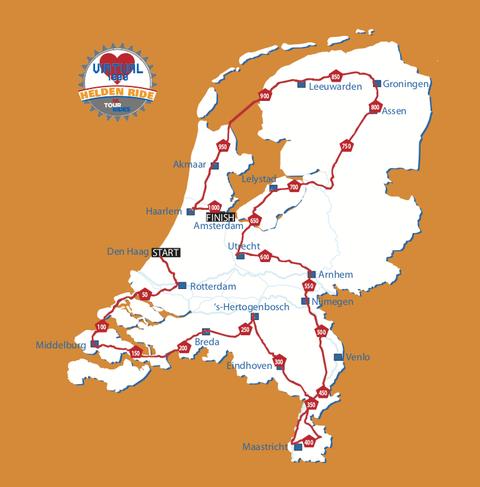 helden ride, nl tour rides, helden van de zorg, goede doel, fietsen, bicycling