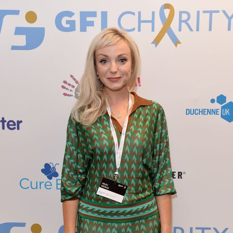 Call the Midwife's Helen George debuts new short hair