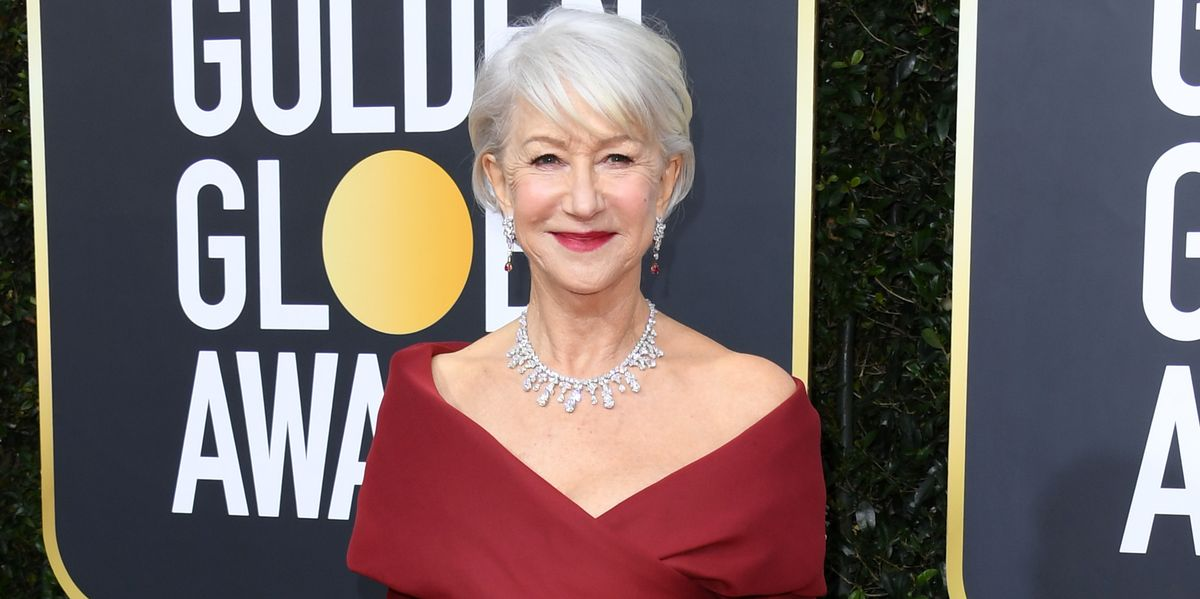 "Dame Helen Mirren opens up on keeping ""dark dragons"" at bay through gardening"