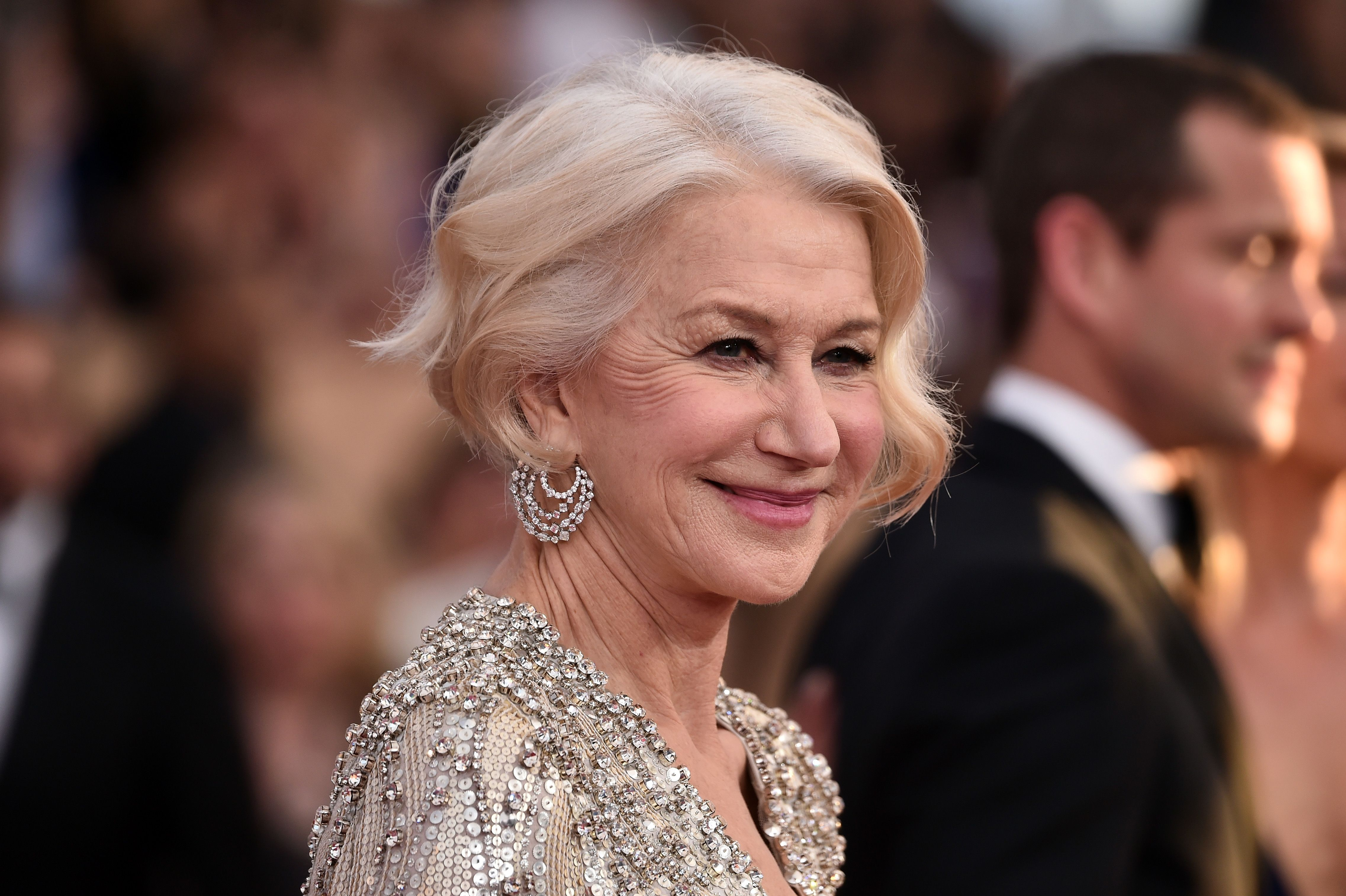 """Helen Mirren on ageing """"disgracefully"""", quarantine make-up and staying fit"""
