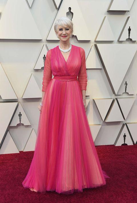 Helen Mirren Oscar 2019