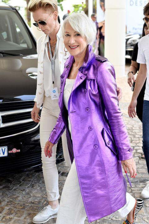 Helen Mirren Stijlvolste Vrouw van de Week
