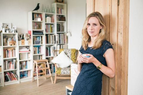 Portrait of Helen Russell