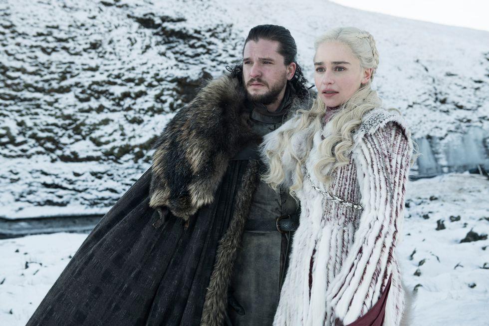 Game Of Thrones Season 8 Cast Photos Got Final Season Preview