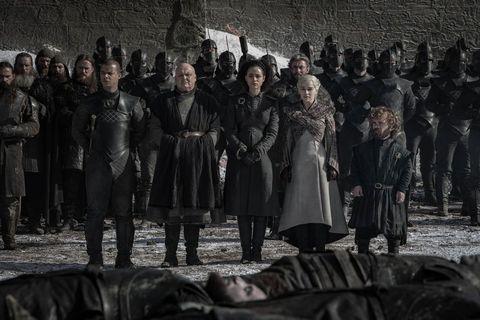 Game of Thrones season 8, episode 4