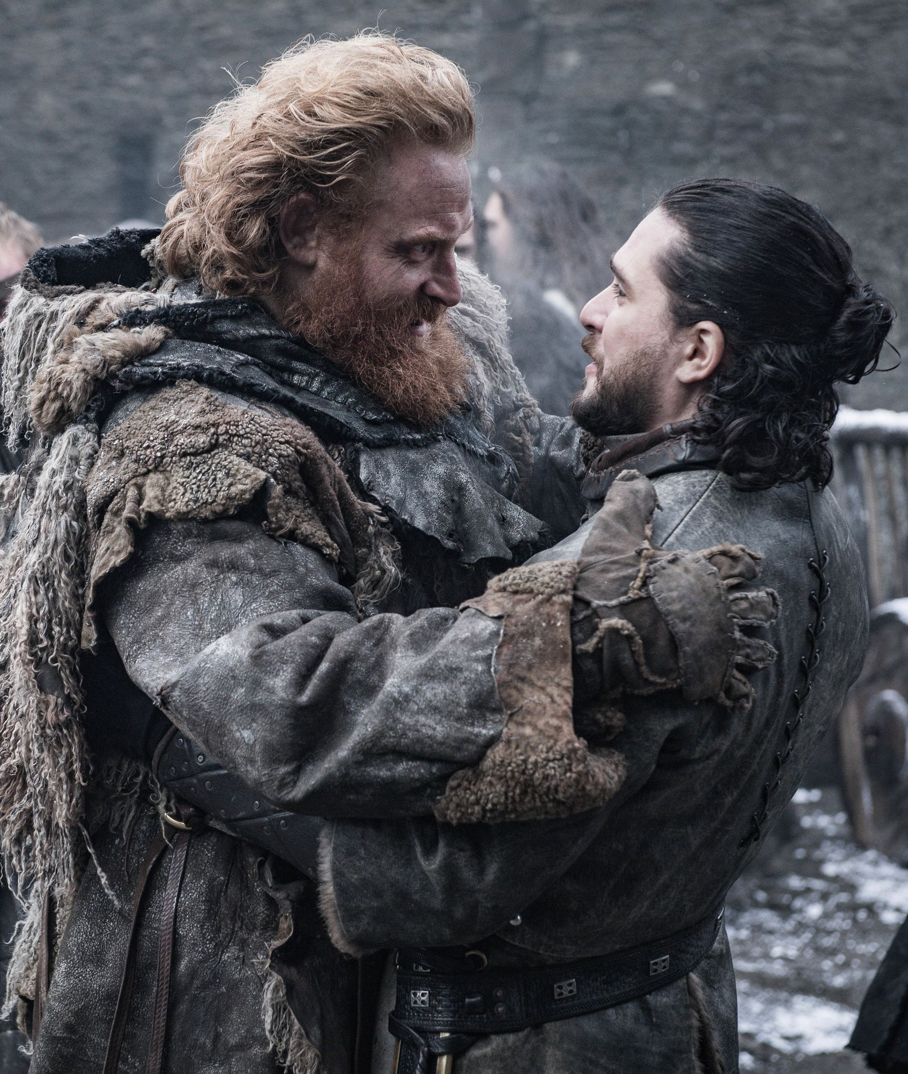 People Had A Lot of Feelings About Tormund In Game of Thrones Tonight