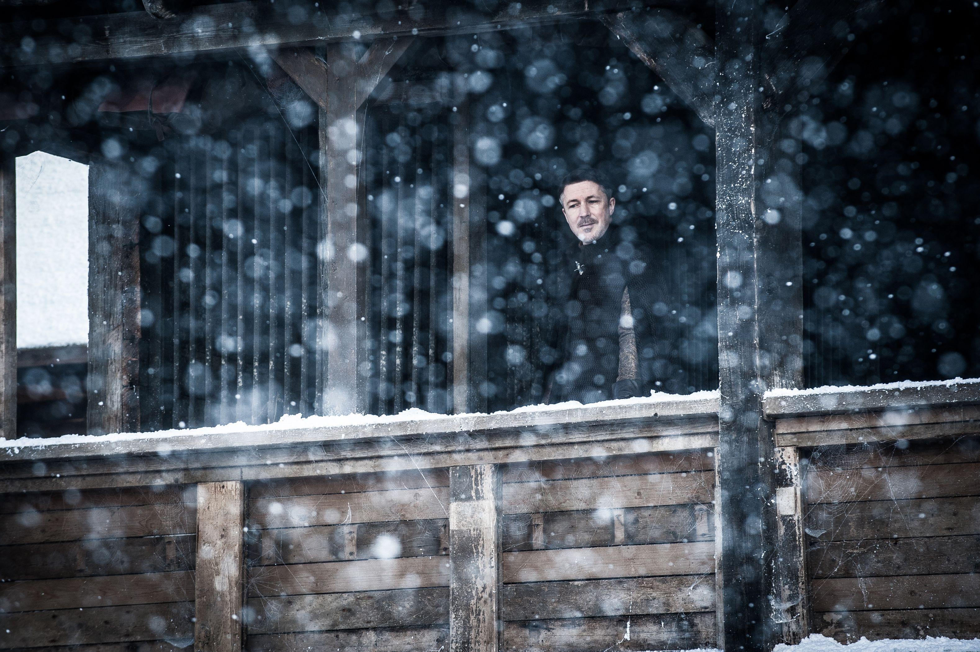 Littlefinger on Game of Thrones
