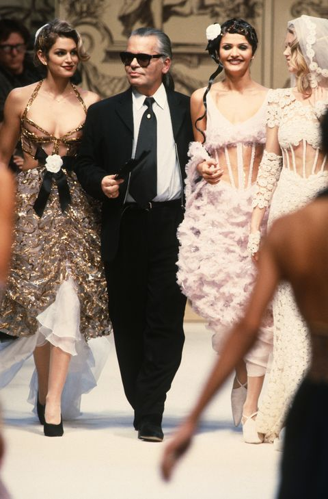 Chanel - Runway - Haute Couture Spring/Summer 1993-1994