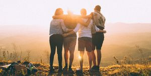 Amore e amicizia per una vita sana e felice