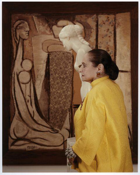Helena Rubinstein, arte, emancipazione donna