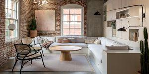 Loft de estilo minimalista en Pearl District