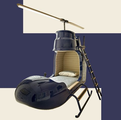 The Helicopter Bed fromDragonsofWaltonStreet