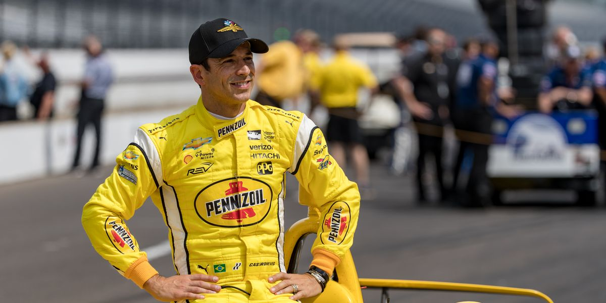 Q&A: Indianapolis 500 Still Calls to Three-Time Winner Hélio Castroneves
