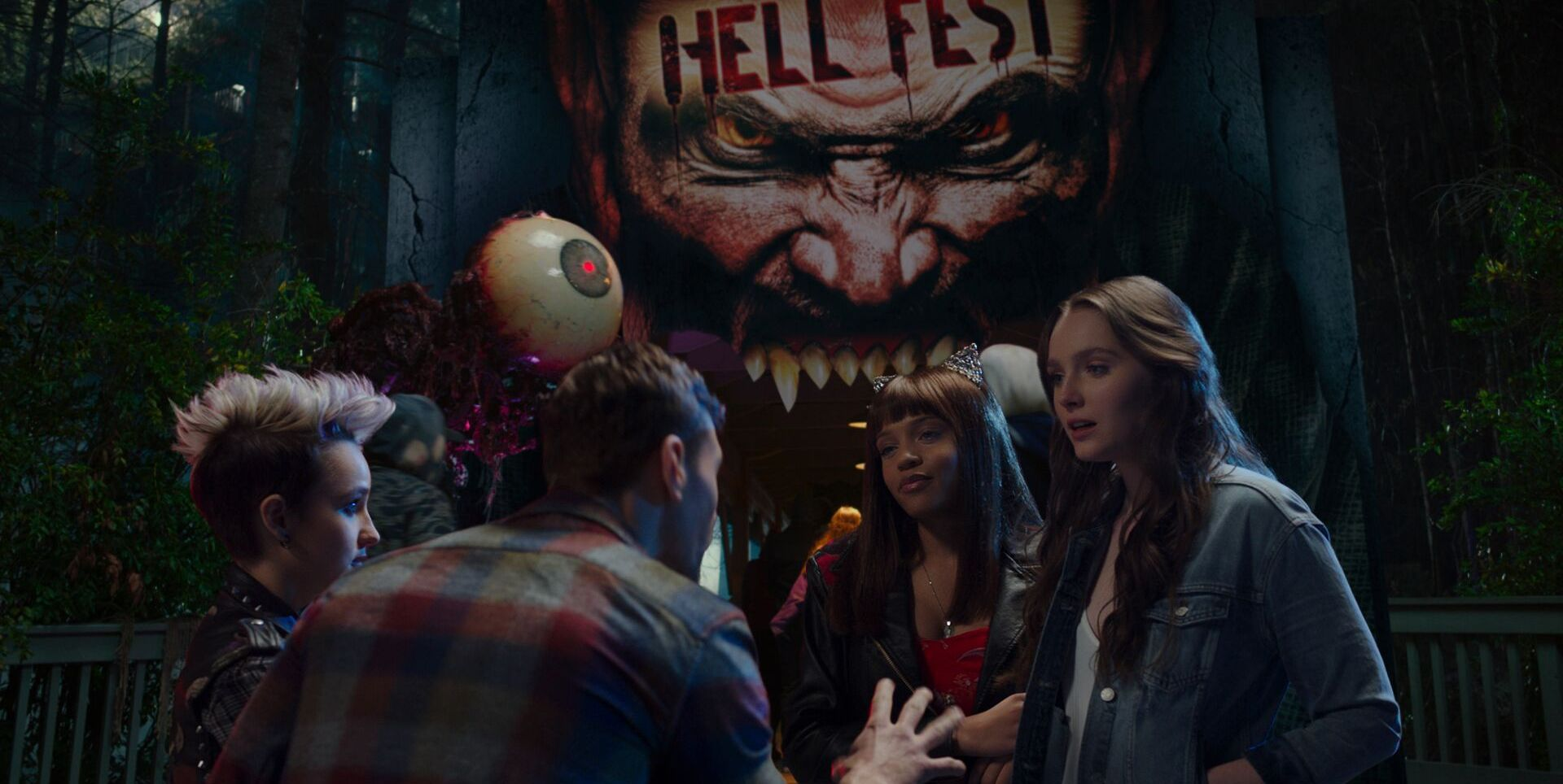 Hell Fest pelicula