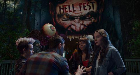 Hell Fest pelicula