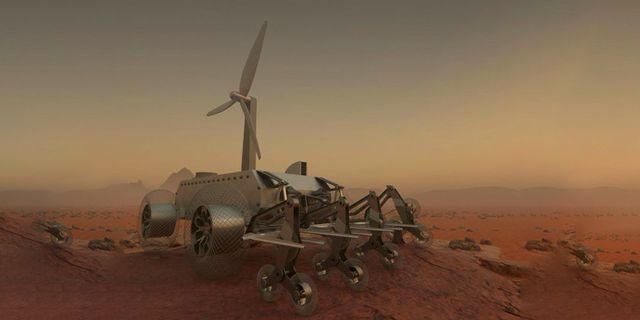nasaherox venus rover
