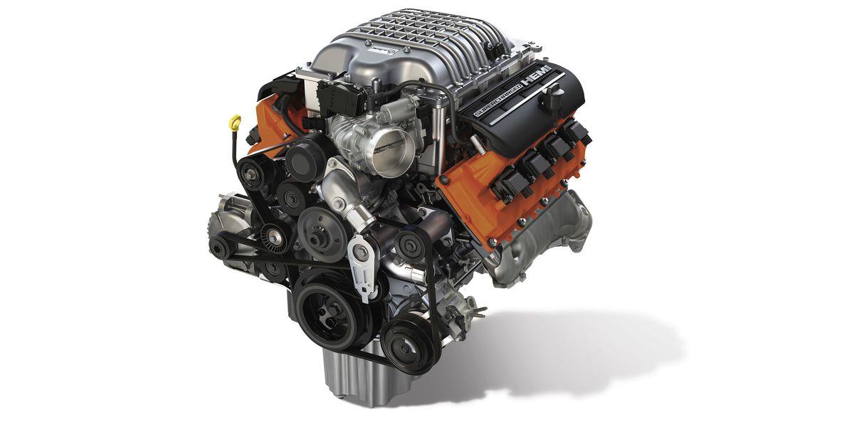 2017 Ford Bronco >> Dodge Hellcat Crate Engine - Mopar 6.2 Liter Supercharged V8 Pricing