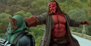 hellboy malas criticas 2019 david harbour