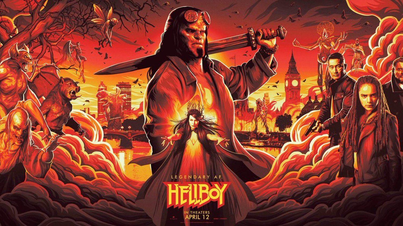 Poster di Hellboy