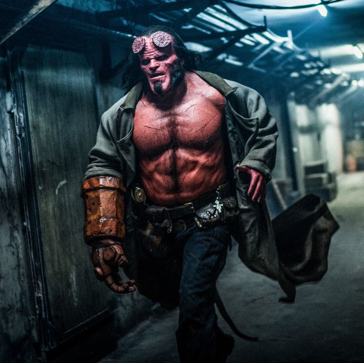 Hellboy reboot has ended its US box office run with a disastrous amount