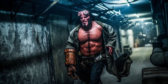 Image result for hellboy 2019 movie
