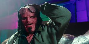 Hellboy trailer, David Harbour